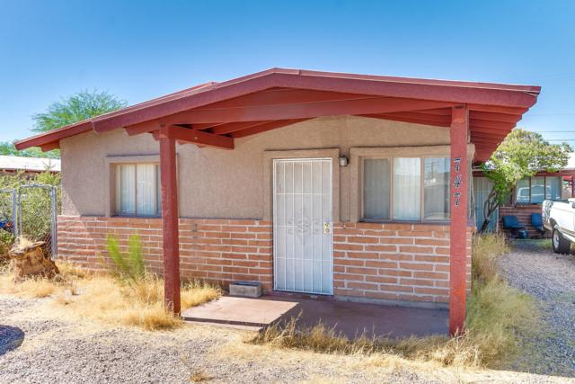 747 - 751 E Waverly Street, Tucson, AZ 85719 (#21831475) :: The Local Real Estate Group | Realty Executives