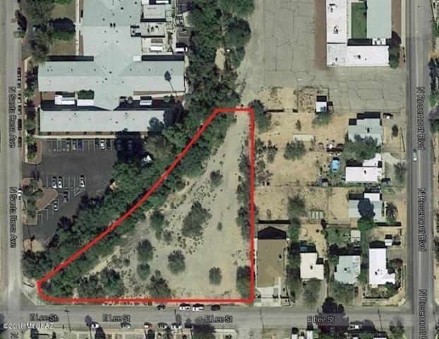 5025 E Lee Street Lot 1, Tucson, AZ 85712 (#21831798) :: The Local Real Estate Group   Realty Executives