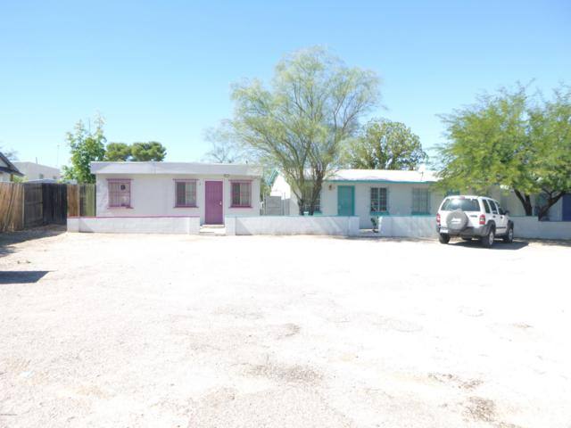 132 E Jacinto Street, Tucson, AZ 85705 (#21831851) :: RJ Homes Team