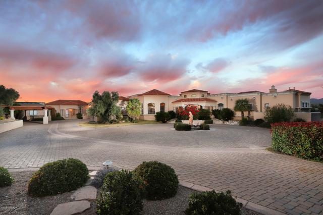 11601 E Lusitano Place, Tucson, AZ 85748 (#21831915) :: Long Realty - The Vallee Gold Team