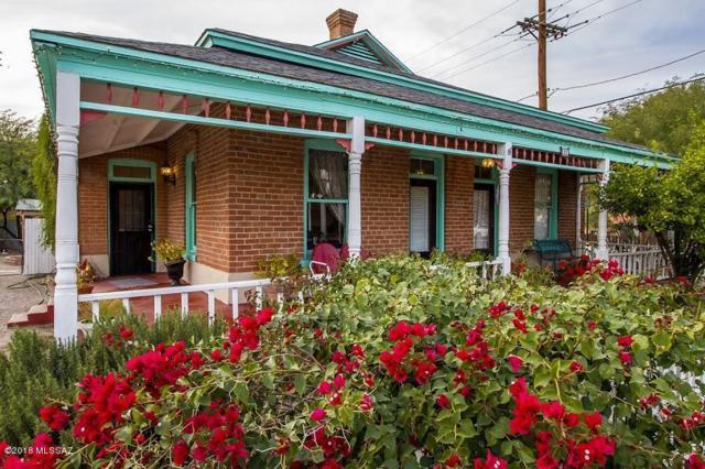 428 S Stone Avenue, Tucson, AZ 85701 (#21832001) :: The Local Real Estate Group | Realty Executives