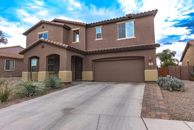 3433 W Bell Song Place, Marana, AZ 85658 (#21832008) :: Long Realty Company