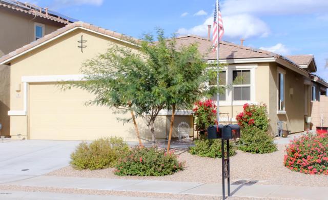 8035 S Dolphin Way, Tucson, AZ 85756 (#21832033) :: Long Realty Company