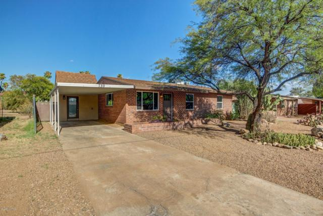 730 N Benton Avenue, Tucson, AZ 85711 (#21832165) :: The KMS Team