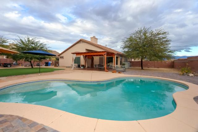 12974 E Wild Horse Corral Drive, Vail, AZ 85641 (#21832238) :: Gateway Partners at Realty Executives Tucson Elite