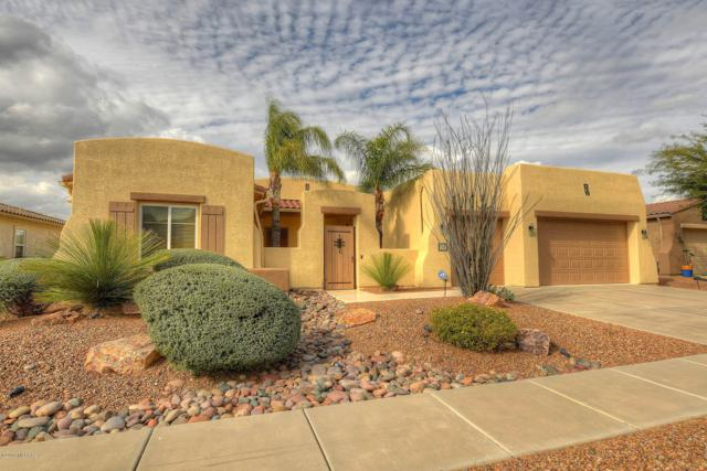 12661 N Rock Creek Road, Oro Valley, AZ 85755 (#21832259) :: Long Realty - The Vallee Gold Team