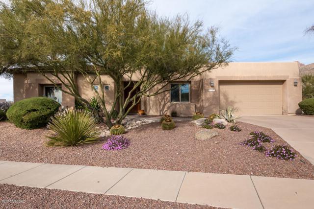 5015 N Coronado Vistas Place, Tucson, AZ 85749 (#21832273) :: Gateway Partners at Realty Executives Tucson Elite