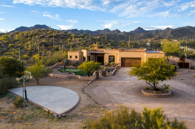 2726 Cougar Canyon Trail, Tucson, AZ 85755 (#21832298) :: RJ Homes Team