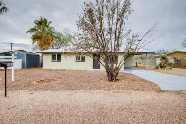 4543 E Sylvane Street, Tucson, AZ 85711 (#21832317) :: The KMS Team