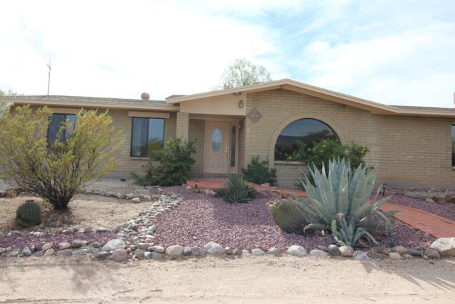 10342 E Camino De La Placita, Tucson, AZ 85748 (#21832380) :: Long Realty - The Vallee Gold Team
