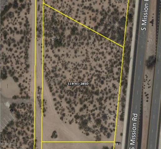 4800 S Mission Road #0, Tucson, AZ 85746 (#21832517) :: The KMS Team