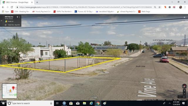 TBD E Miles Street #1, Tucson, AZ 85719 (MLS #21832574) :: The Property Partners at eXp Realty