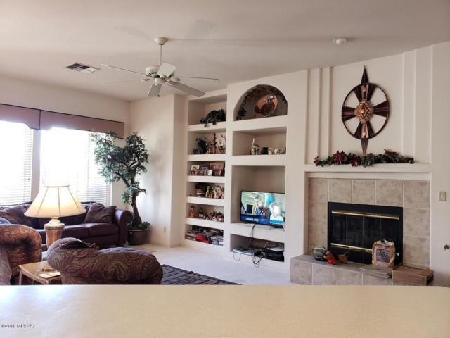13342 N Sunset Mesa Drive, Marana, AZ 85658 (#21832579) :: Realty Executives Tucson Elite