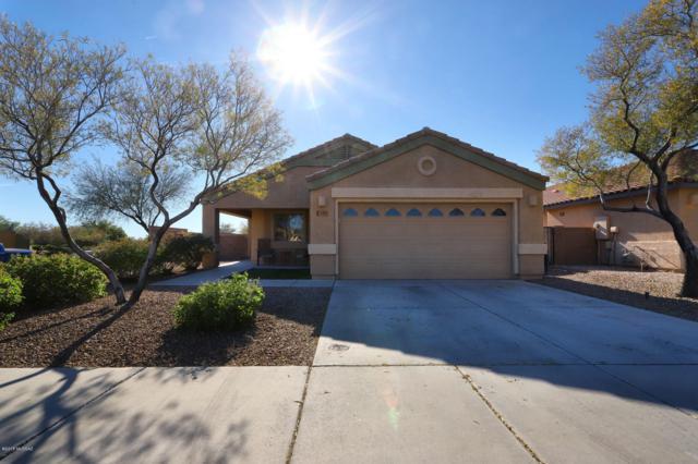 11691 W Stone Hearth Street, Marana, AZ 85658 (#21832623) :: Realty Executives Tucson Elite