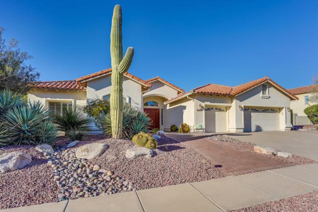 3651 N Sabino Creek Place, Tucson, AZ 85750 (#21832639) :: The Josh Berkley Team