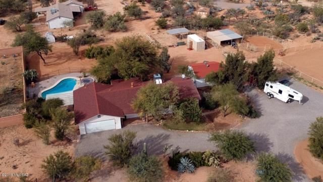 14550 S Stagecoach Road, Tucson, AZ 85736 (#21832704) :: Long Realty Company