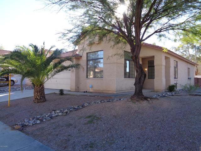 9142 E Dawn Post Road, Tucson, AZ 85749 (#21832845) :: The Josh Berkley Team