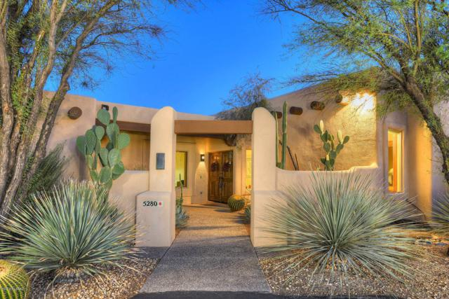 5280 N Calle Bujia, Tucson, AZ 85718 (#21833256) :: Long Realty - The Vallee Gold Team