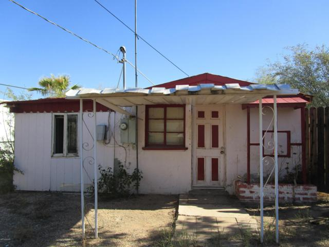 3332 N Kelvin Boulevard, Tucson, AZ 85716 (#21833314) :: Long Realty Company