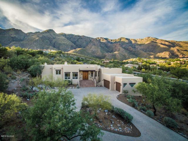 6525 N Craycroft Road, Tucson, AZ 85750 (#21833315) :: Long Realty - The Vallee Gold Team