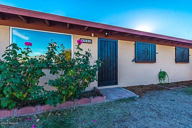 4402 E Sylvane Street, Tucson, AZ 85711 (#21833378) :: Long Realty Company