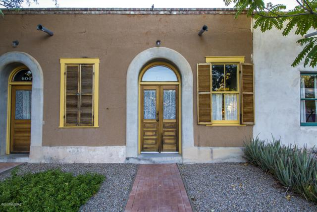 602 S Convent Avenue, Tucson, AZ 85701 (#21900020) :: The Josh Berkley Team