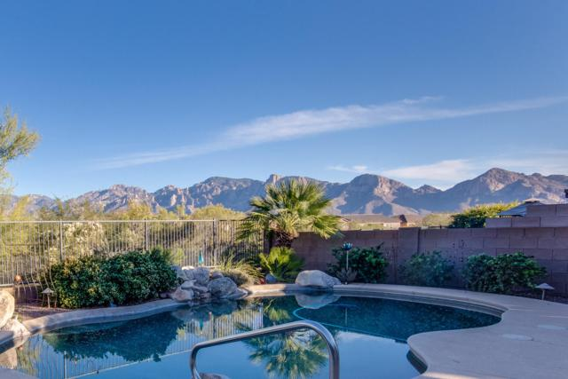 12976 N Yellow Orchid Drive, Oro Valley, AZ 85755 (#21900130) :: Long Realty - The Vallee Gold Team