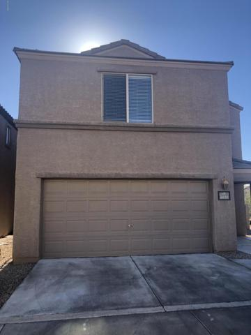 6038 S Hawks Hollow Court, Tucson, AZ 85747 (#21900330) :: Long Realty Company