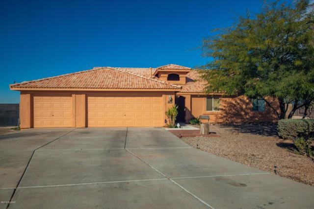7382 W Turtlecreek Place, Tucson, AZ 85757 (#21900336) :: Realty Executives Tucson Elite