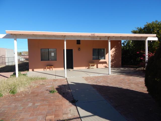 502 W Columbia Street, Tucson, AZ 85714 (#21900413) :: The KMS Team