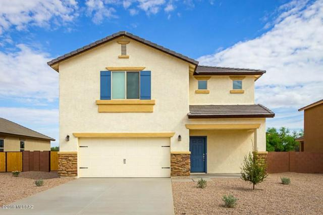 11755 W Vanderbilt Farms Way, Marana, AZ 85653 (#21900429) :: Long Realty Company