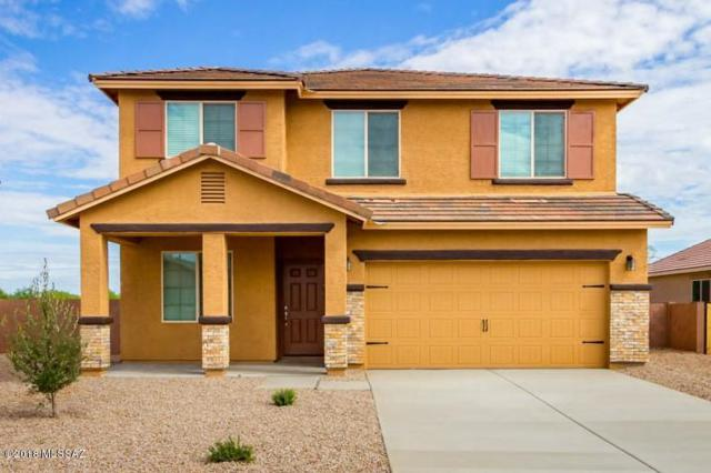 11676 W Vanderbilt Farms Way, Marana, AZ 85653 (#21900432) :: Long Realty Company