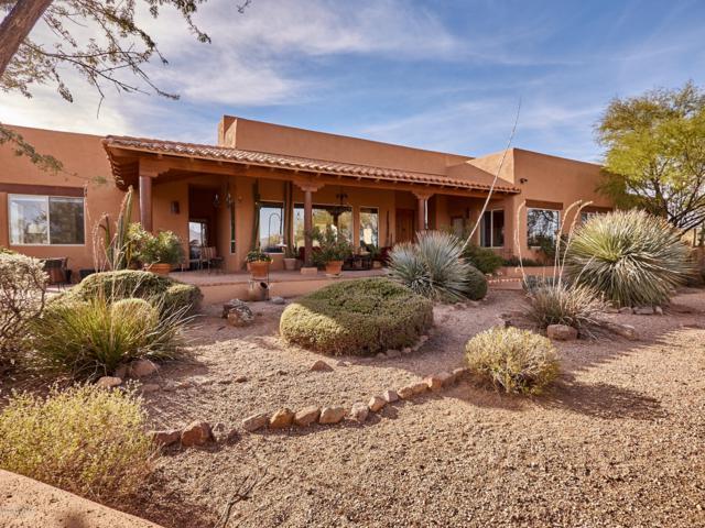 41 Aliso Springs Road, Tubac, AZ 85646 (#21900470) :: Long Realty Company