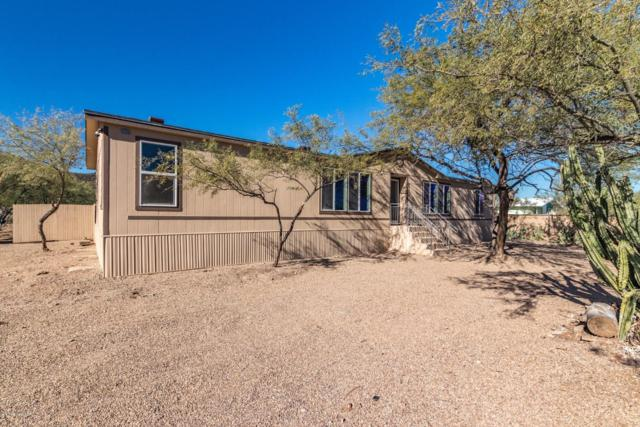 9811 N El Uno Minor, Tucson, AZ 85743 (#21900568) :: The KMS Team