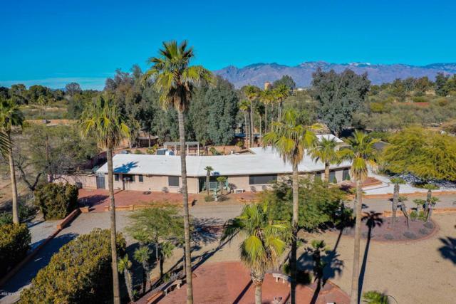 3371 E Camino Campestre, Tucson, AZ 85716 (#21900804) :: Long Realty Company