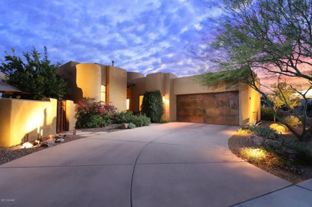 1019 W Lone Mesquite Drive, Oro Valley, AZ 85755 (#21900817) :: The Josh Berkley Team