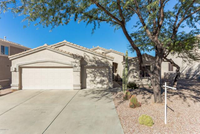 280 W Sacaton Canyon Drive, Oro Valley, AZ 85755 (#21901026) :: Long Realty - The Vallee Gold Team