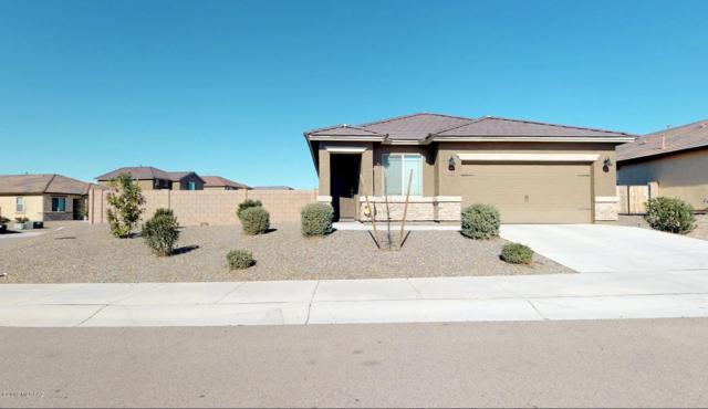 11286 W Folsom Point Drive, Marana, AZ 85658 (#21901029) :: Long Realty Company