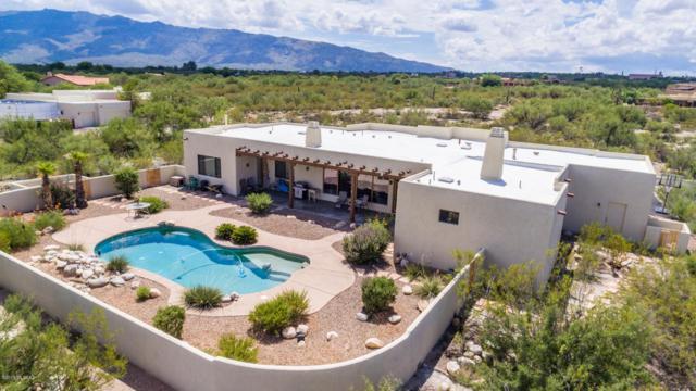 890 N Tanque Verde Loop Road, Tucson, AZ 85748 (#21901130) :: Realty Executives Tucson Elite