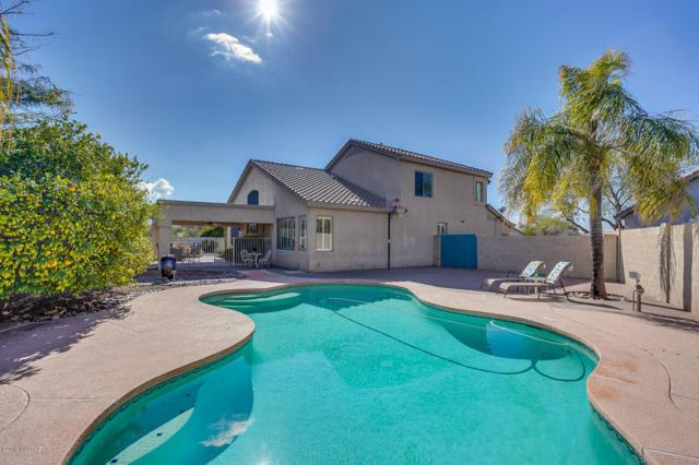 95 E Vineyard Place, Tucson, AZ 85755 (#21901147) :: Long Realty - The Vallee Gold Team