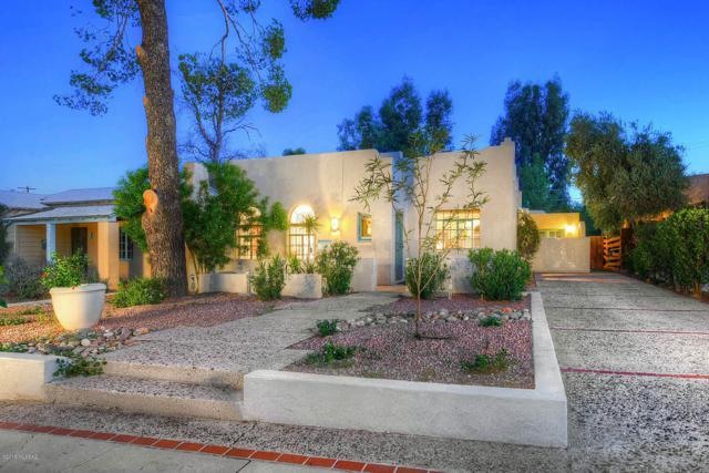 2321 E 3rd Street, Tucson, AZ 85719 (#21901246) :: Long Realty Company