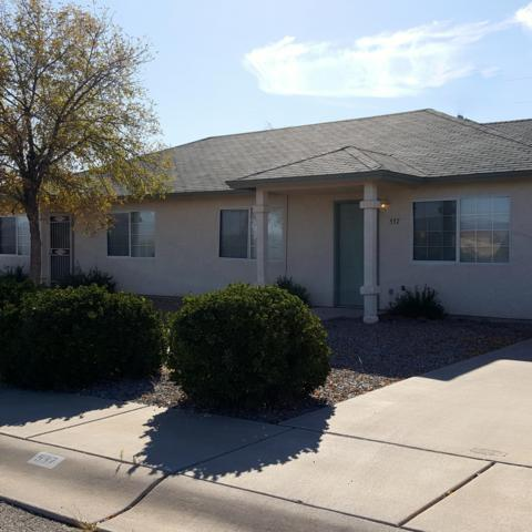 535 W 537 541 543 9Th Street, Benson, AZ 85602 (MLS #21901370) :: The Property Partners at eXp Realty