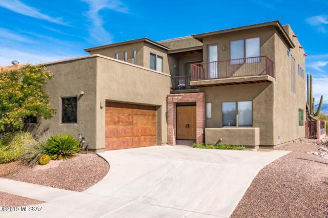 11362 N Moon Ranch Place, Marana, AZ 85653 (#21901426) :: Long Realty Company