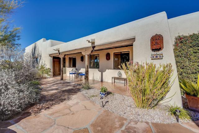 385 N Tanque Verde Loop Road, Tucson, AZ 85748 (#21901539) :: The Josh Berkley Team