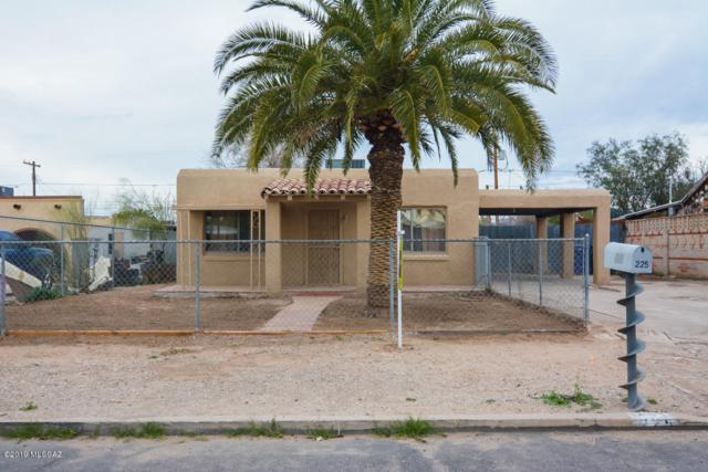 225 E Pennsylvania Drive, Tucson, AZ 85714 (#21901657) :: Long Realty Company