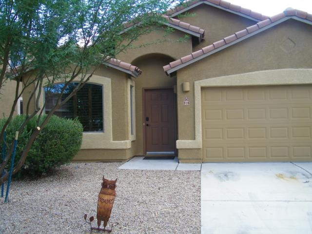 916 E Ashburn Mountain Drive, Sahuarita, AZ 85629 (#21901791) :: Stratton Group