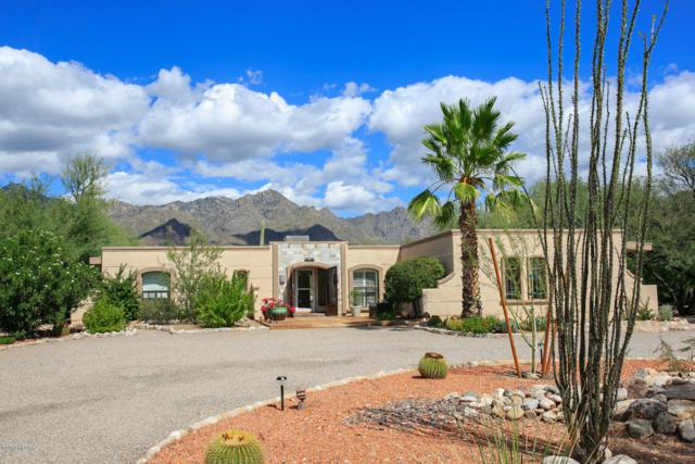 8001 E Ocotillo Drive, Tucson, AZ 85750 (#21901846) :: Gateway Partners at Realty Executives Tucson Elite