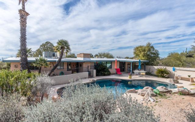 4435 E Catalina Place, Tucson, AZ 85718 (#21901878) :: Stratton Group