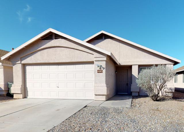 1645 E St Apollonia Street, Tucson, AZ 85713 (#21901879) :: Stratton Group