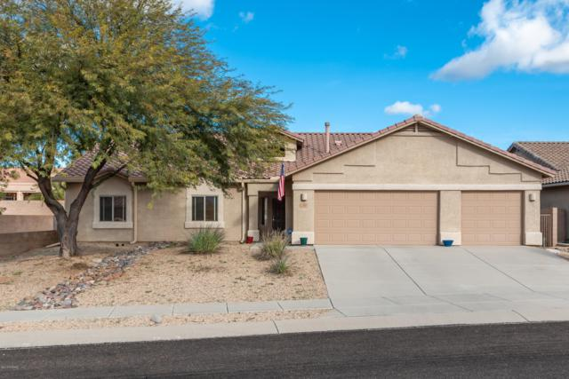 3737 E Northern Dancer Road, Tucson, AZ 85739 (#21901880) :: Stratton Group